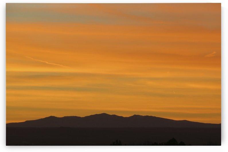 Amazing Sunset 2VP by Vicki Polin
