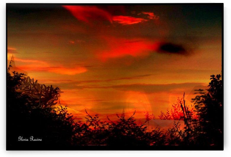 An Sky of Art by Gloria Racine