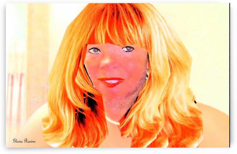 Blondie  by Gloria Racine
