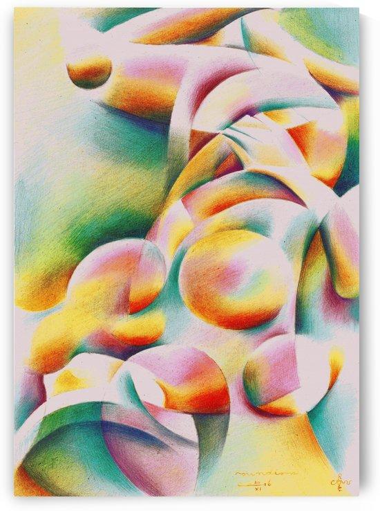 Roundism - 20-11-16 by Corné Akkers