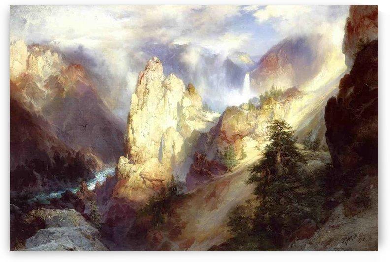 Landscapes by Thomas Moran