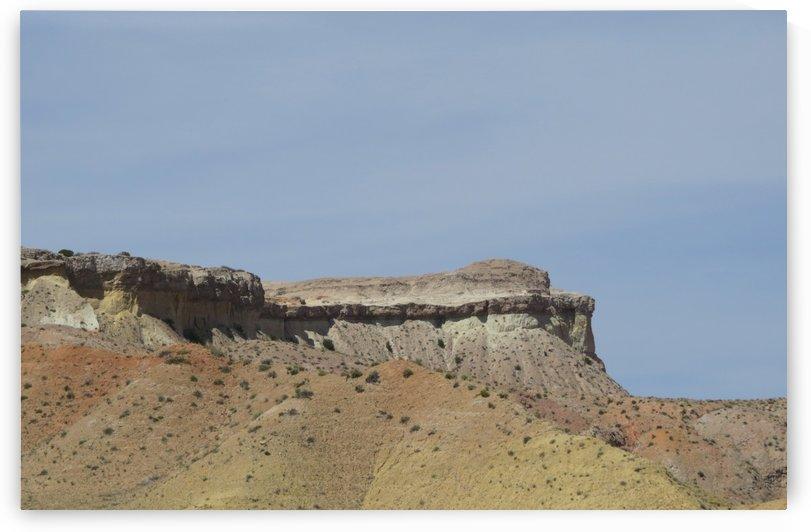 Jemez Mountains VP5 by Vicki Polin