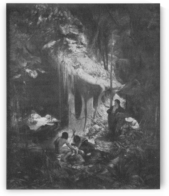 Humboldt am Orinoko by Ferdinand Keller