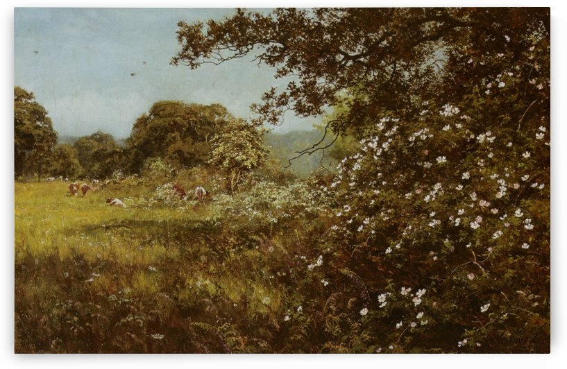 Early spring by Edward Wilkins Waite