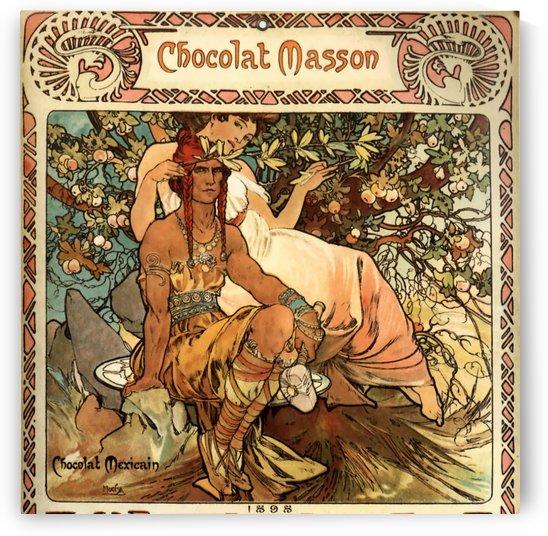 Chocolat Masson by Alphonse Mucha