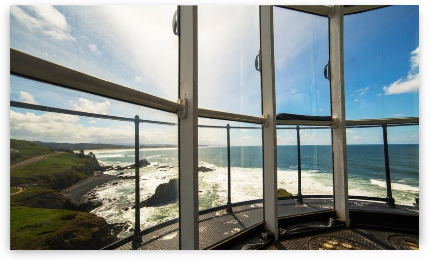 Lantern Room View by John Foster
