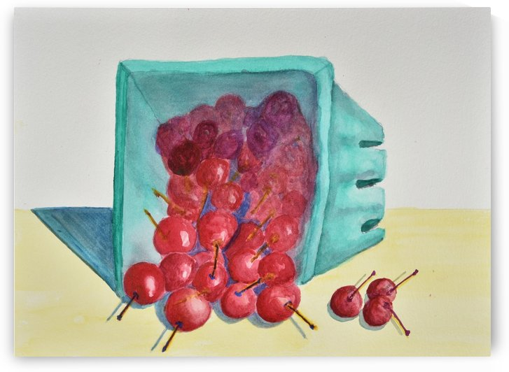 Carton of Cherries by Linda Brody