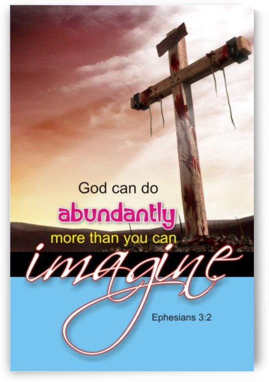 GOD CAN DO by GIDEON OJO