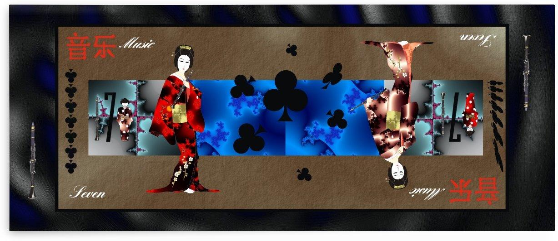 seven7ClubCard by David J Davies