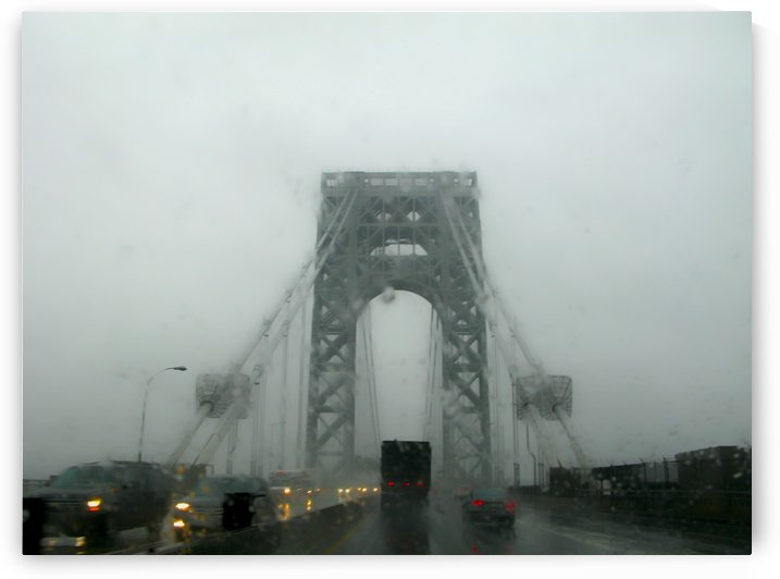 George Washington Bridge by [m]
