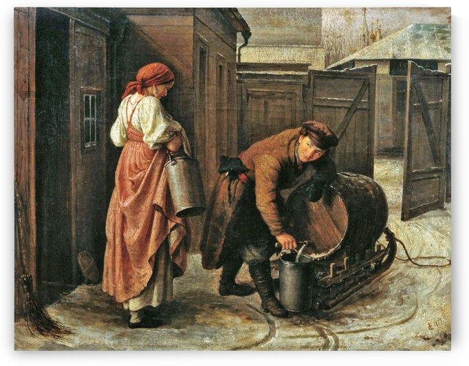 The Glory of Russian Painting by Sergei Konstantinovich Zaryanko