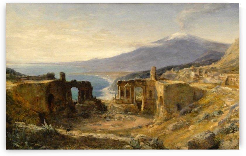 June in the Austrian Tyrol (1892) by John MacWhirter