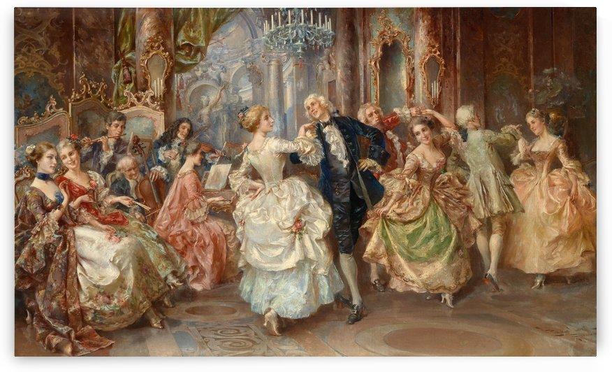 People dancing by Stephan Sedlacek