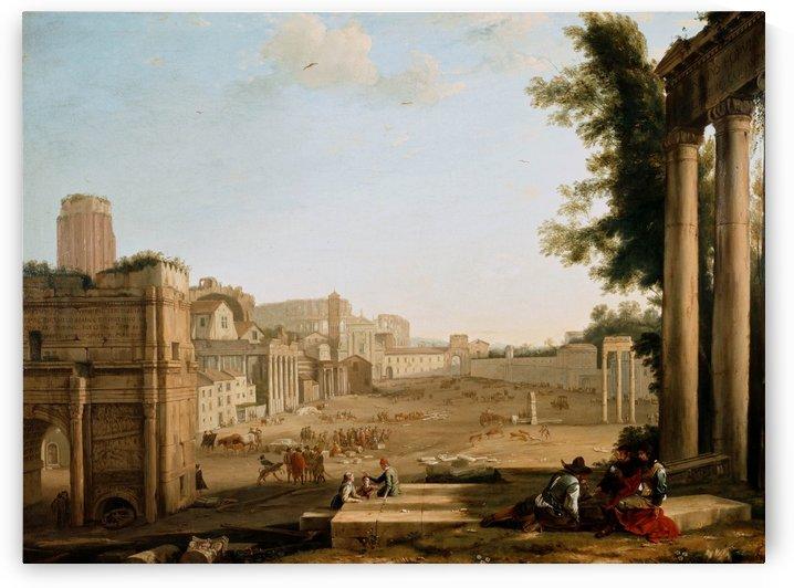 Vues de Rome by Claude Lorrain