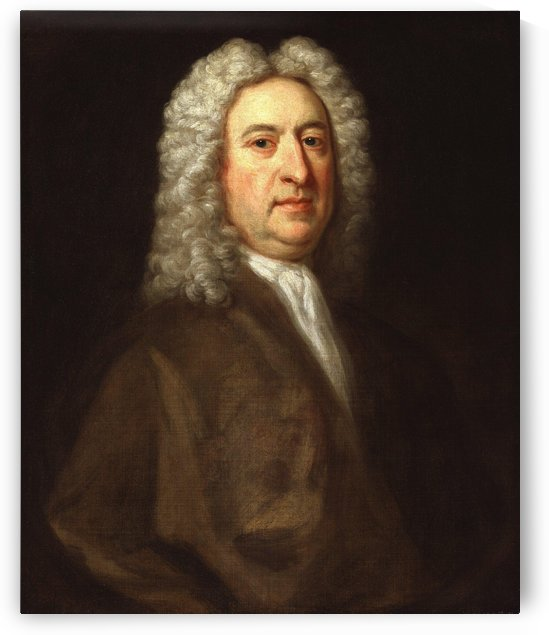 Sir James Thornhill by Jonathan Richardson