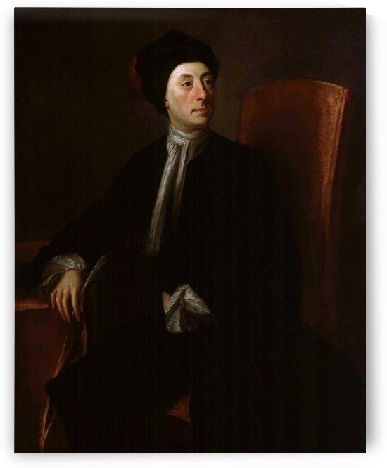 Matthew Prior by Jonathan Richardson