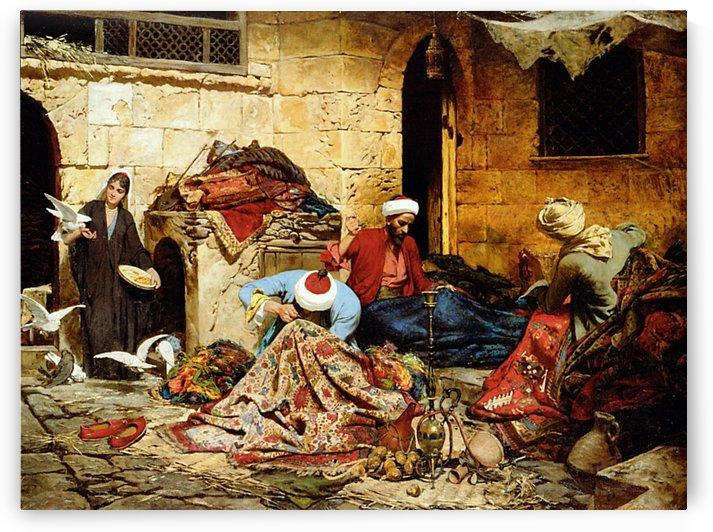Carpet menders by Francesco Ballesio