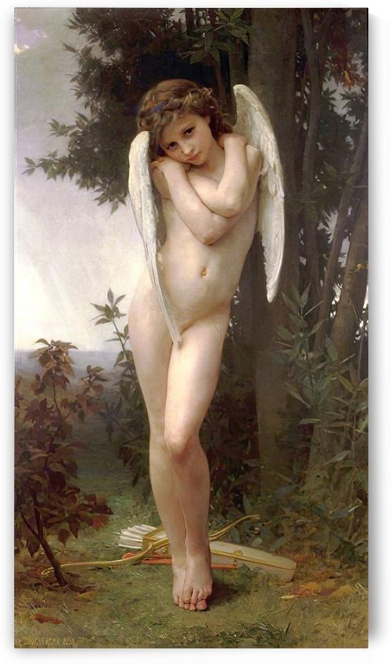 Cupidon by William-Adolphe Bouguereau