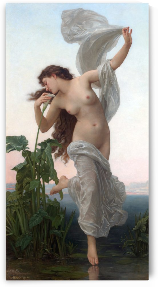 Laurore 1881 by William-Adolphe Bouguereau