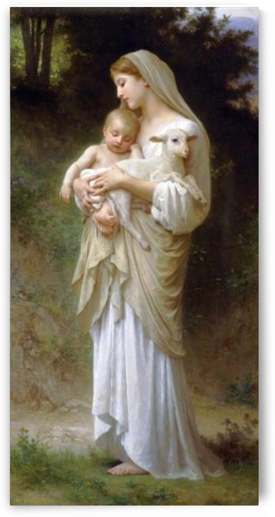 Inocennce by William-Adolphe Bouguereau
