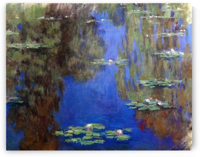 Monet - Water Lilies6_lg by