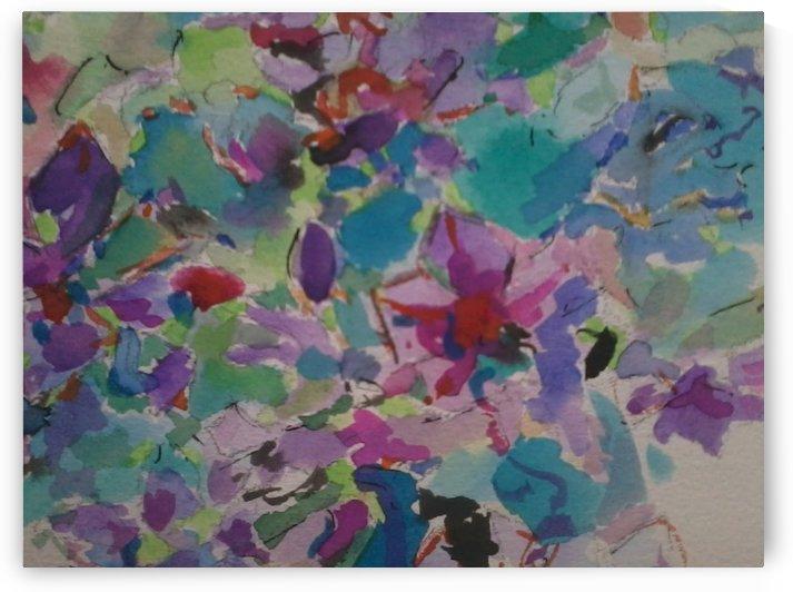 Flowers by Adrian Butt