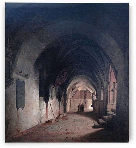Halberstadt by Carl Hasenpflug