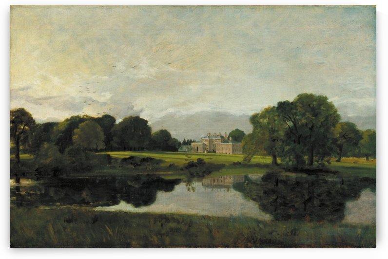 Malvern Hall, Warwickshire by John Constable