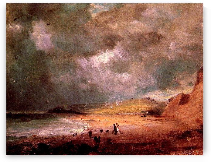 Brighton, Weymouth by John Constable