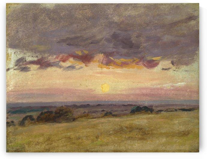 Summer by John Constable