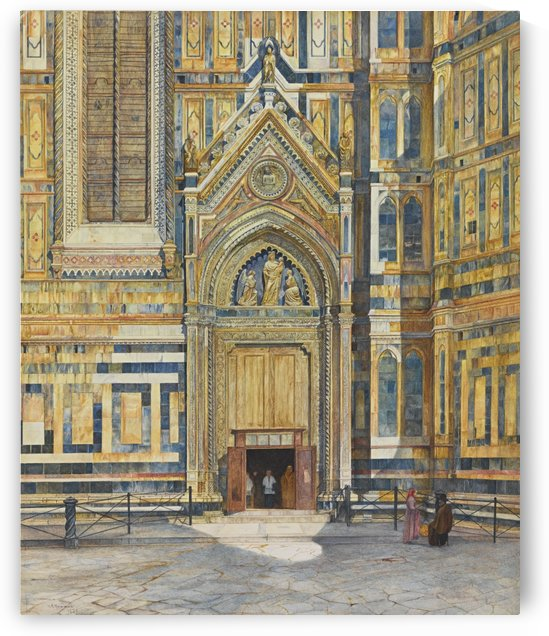 The Dom of Florence by Henry Roderick Newman