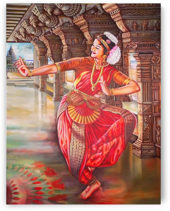 BHARATHANATYAM INDIAN CLASSICAL DANCE by ASP ARTS
