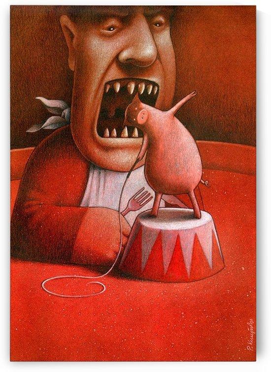 Circus by Pawel Kuczynski