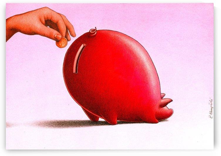 Earn money by Pawel Kuczynski