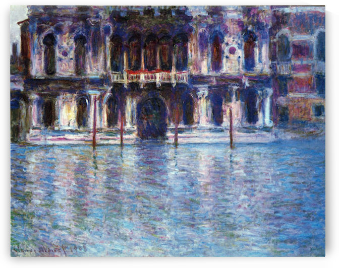 Palazzo # 2 by Monet by Monet