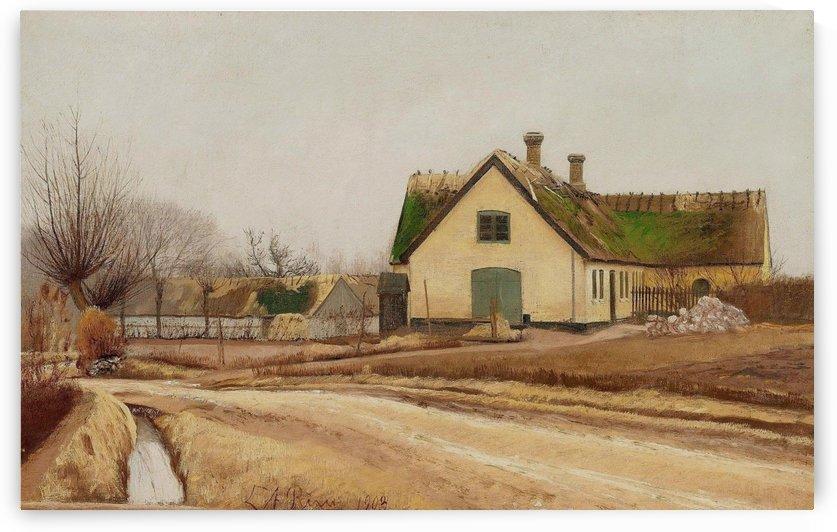 Landsbygade by Laurits Andersen Ring