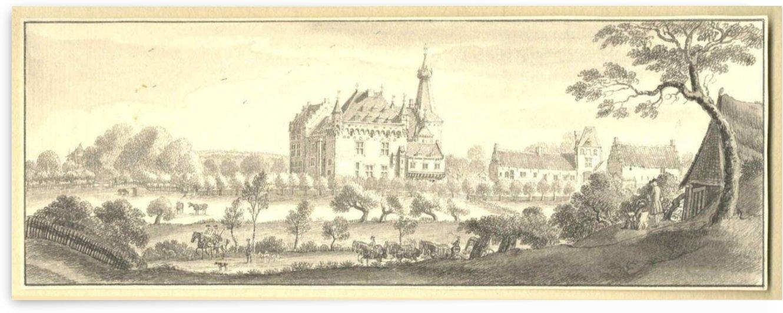 Kasteel Doorwerd by Jan de Beijer
