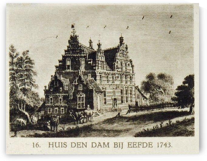 Huis Den Dam Eefde by Jan de Beijer