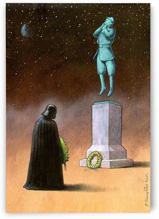 Memorial by Pawel Kuczynski