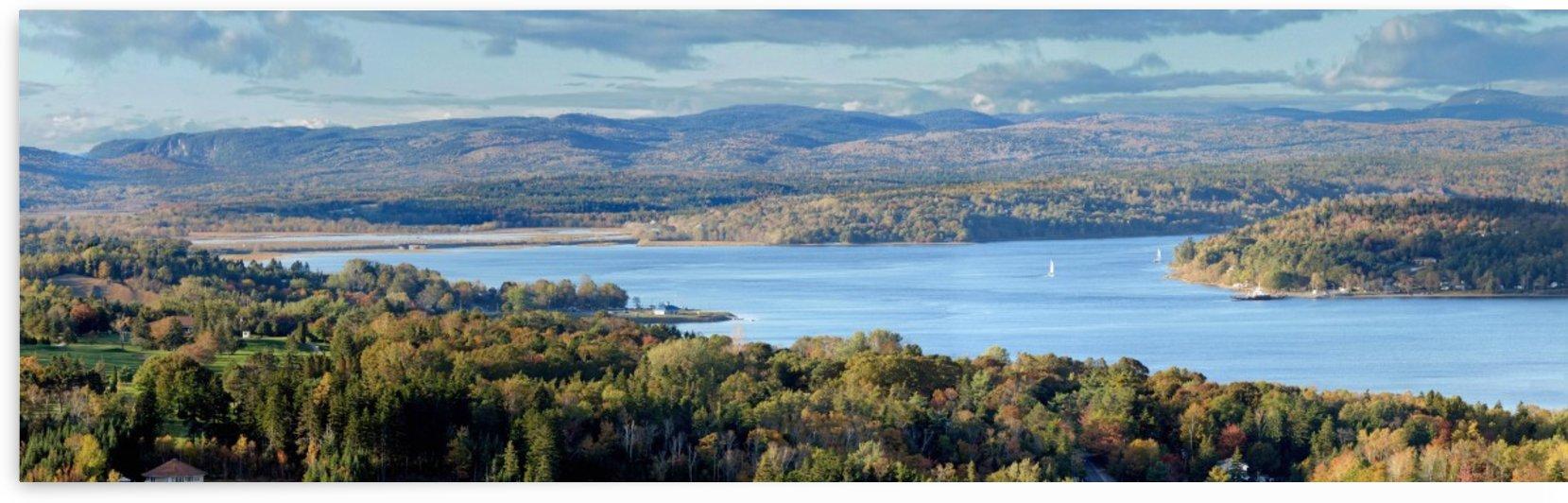 Grand Bay-Westfield, New Brunswick, Oct. 10, 2014 by Doug McQuinn