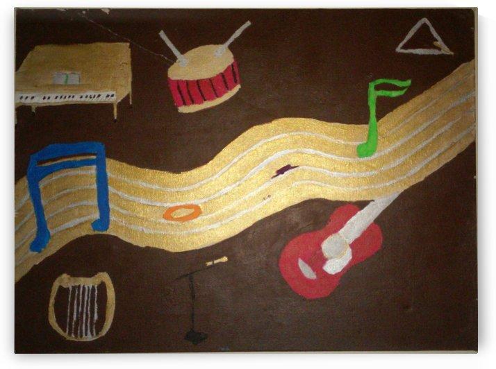 Music is my Passion by Kayathiri Vaithilingam