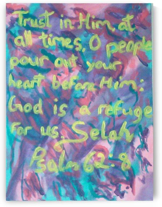 Psalms 62:8 by Kayathiri Vaithilingam