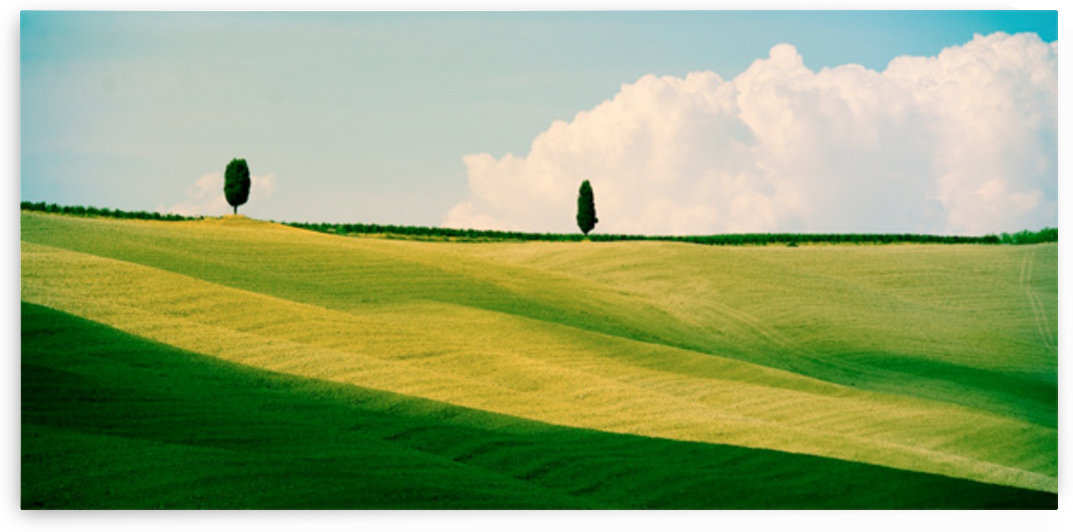 Tuscany Curves by Fabien Dormoy