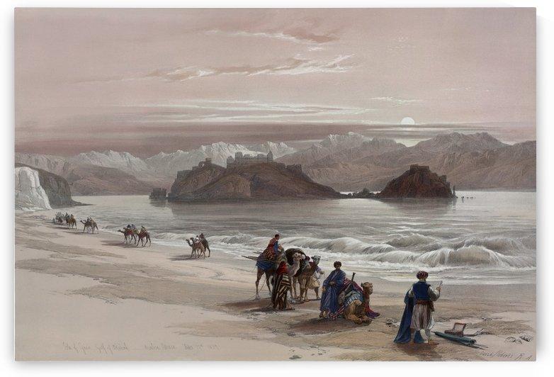 Isle of Graia by David Roberts