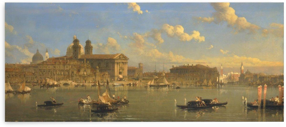 The Giudecca, Venice by David Roberts