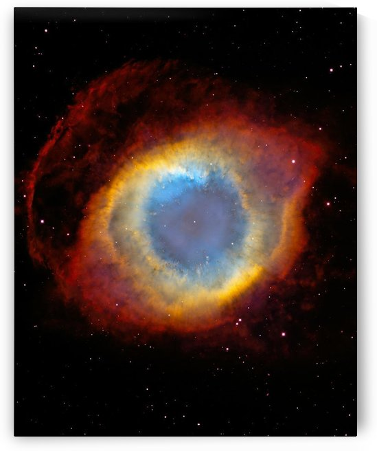 Helix Nebula by PacificStock