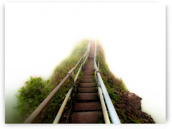 Stairway to Heaven by Cullen Kamisugi