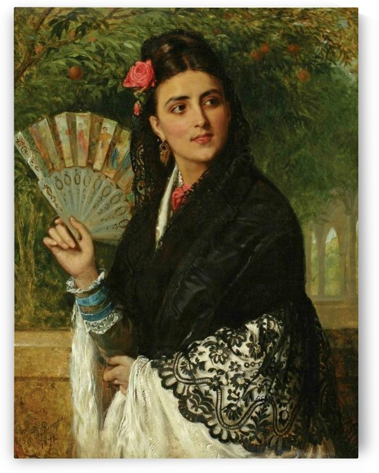The Pride of Seville by John Bagnold Burgess