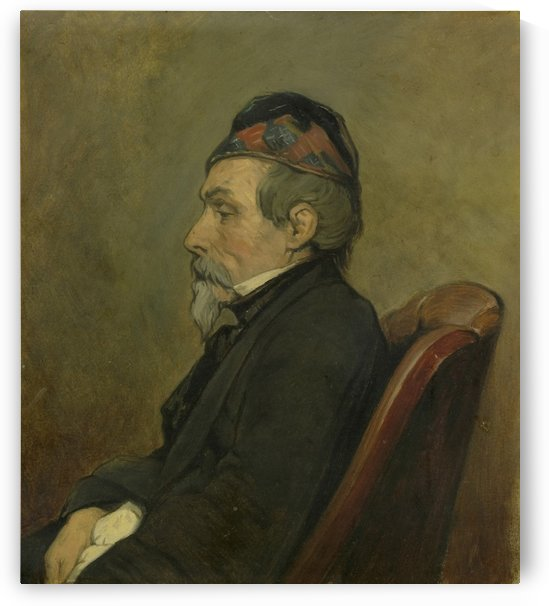 Johan Hendrik Louis Meijer by Jan Hendrik Weissenbruch