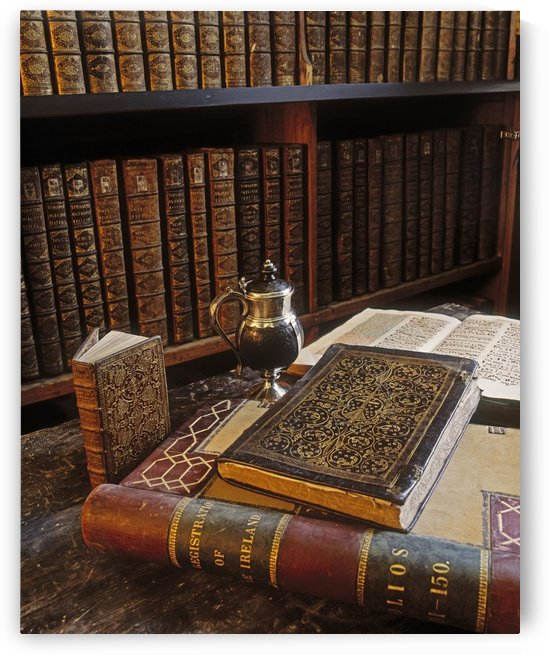 Bolton Library, Cashel, Co Tipperary, Ireland, Books And Manuscripts by PacificStock
